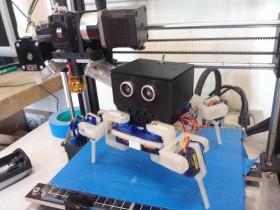 robot_quadrupede